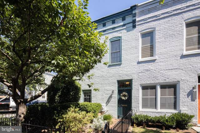1346 Constitution Avenue NE, WASHINGTON, DC 20002 (#DCDC477260) :: Jennifer Mack Properties