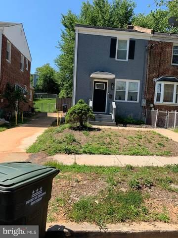 5539 B Street SE, WASHINGTON, DC 20019 (#DCDC477286) :: Jennifer Mack Properties