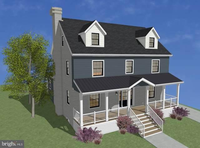 4848 28TH Street N, ARLINGTON, VA 22207 (#VAAR166028) :: Dart Homes