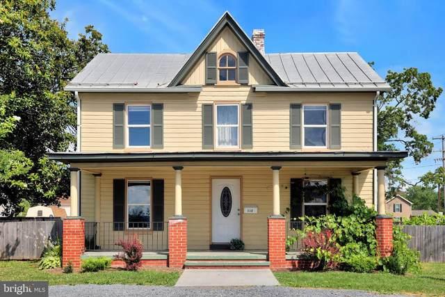 112 N Funk Street, STRASBURG, VA 22657 (#VASH119734) :: Gail Nyman Group