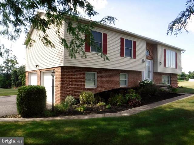 601 Kittatinny Drive, CHAMBERSBURG, PA 17202 (#PAFL173912) :: Bic DeCaro & Associates