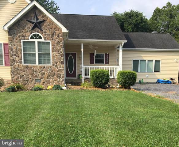 125 Clubhouse Court, WOODSTOCK, VA 22664 (#VASH119736) :: SURE Sales Group