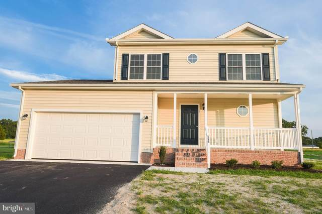 1005 Magnolia Drive, SEAFORD, DE 19973 (#DESU164642) :: The Allison Stine Team