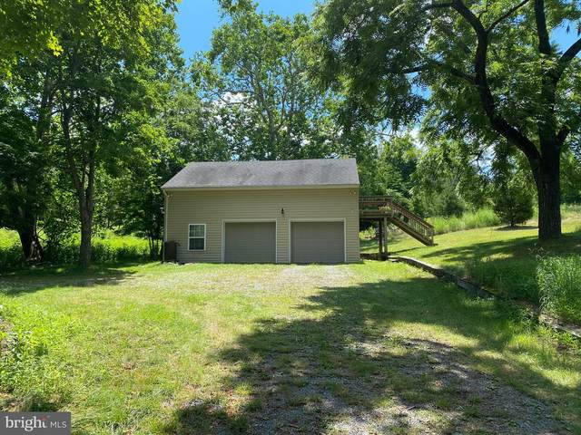 166 Covey Run Lane, BERKELEY SPRINGS, WV 25411 (#WVMO117114) :: John Smith Real Estate Group