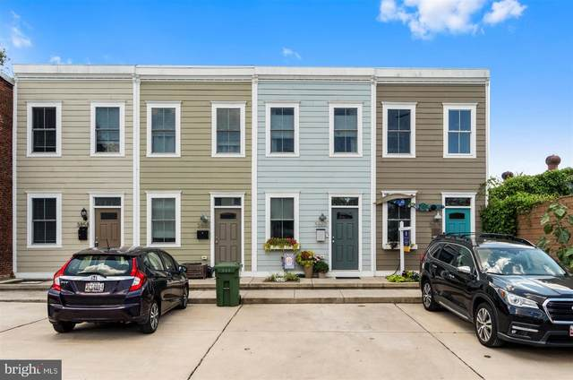 3862 Quarry Avenue, BALTIMORE, MD 21211 (#MDBA517098) :: Shamrock Realty Group, Inc