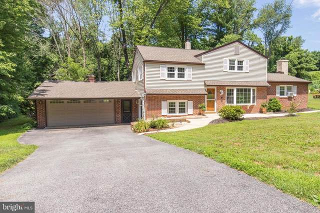 1415 Manorwood Drive, WEST CHESTER, PA 19382 (#PACT511184) :: The John Kriza Team