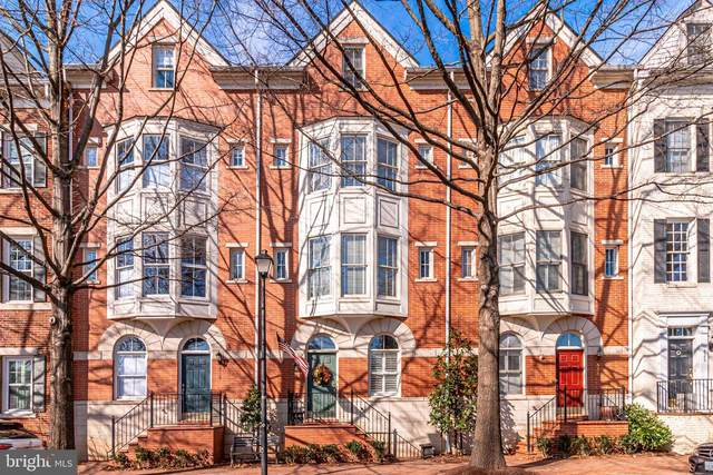 618 N Pitt Street, ALEXANDRIA, VA 22314 (#VAAX248520) :: Jennifer Mack Properties