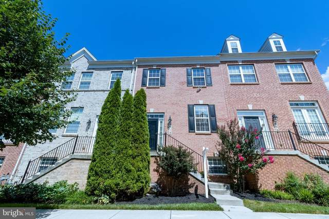 513 Whetstone Glen Street, GAITHERSBURG, MD 20877 (#MDMC716440) :: Blackwell Real Estate