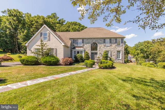 5 Stoney End Road, BROOMALL, PA 19008 (#PADE522720) :: Mortensen Team