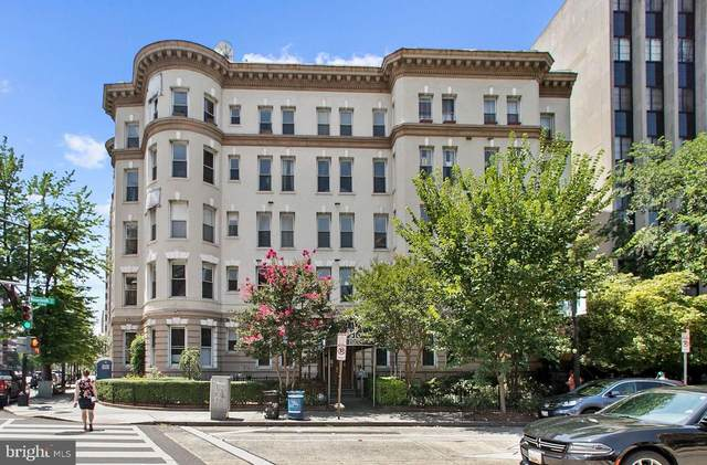 1300 Massachusetts Avenue NW #203, WASHINGTON, DC 20005 (#DCDC477376) :: Jennifer Mack Properties