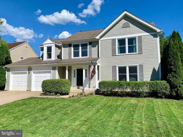 14 Eternity Court, GERMANTOWN, MD 20874 (#MDMC716482) :: Certificate Homes