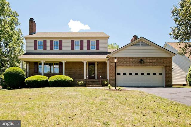 1625 Pondview Drive, WINCHESTER, VA 22601 (#VAWI114794) :: SP Home Team