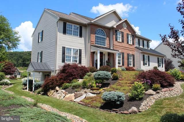 105 Orchard View Drive, DOUGLASSVILLE, PA 19518 (#PABK360734) :: Iron Valley Real Estate
