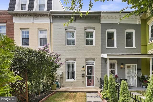 1524 3RD Street NW, WASHINGTON, DC 20001 (#DCDC477418) :: Crossman & Co. Real Estate