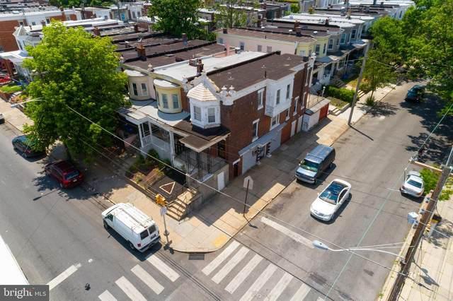 800 S 56TH Street, PHILADELPHIA, PA 19143 (#PAPH915260) :: Larson Fine Properties