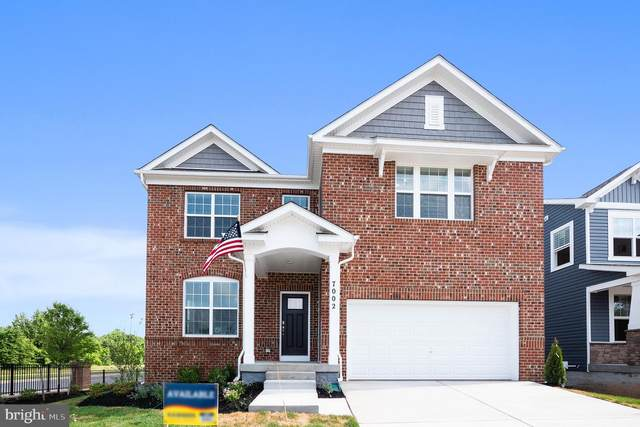 7014 Antebellum Way, FREDERICK, MD 21703 (#MDFR267434) :: The Vashist Group