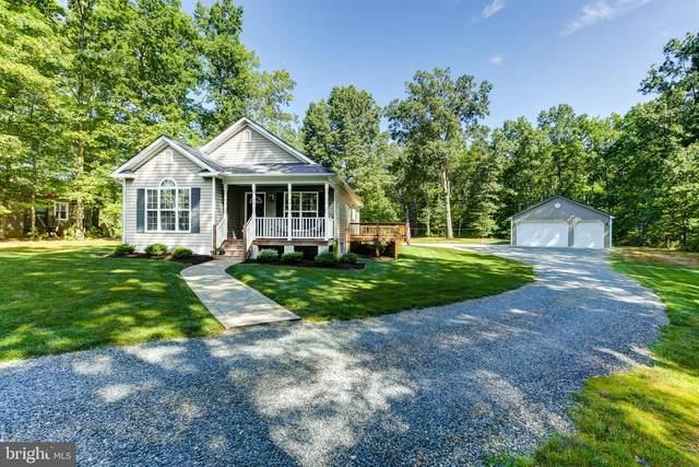 215 Mitchell Point Road, MINERAL, VA 23117 (#VALA121556) :: Arlington Realty, Inc.