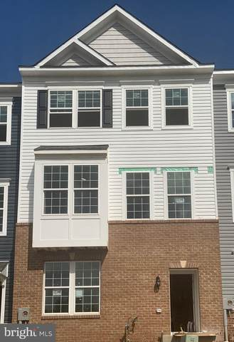 7041 Antebellum Way, FREDERICK, MD 21703 (#MDFR267440) :: The Vashist Group