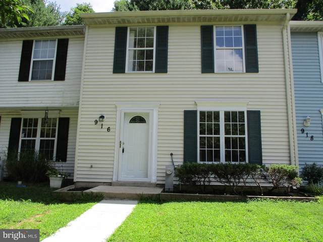 916 Pleasant Hill Lane, BOWIE, MD 20716 (#MDPG574528) :: The Vashist Group