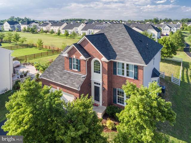 42242 Paradise Place, CHANTILLY, VA 20152 (#VALO416288) :: Bic DeCaro & Associates