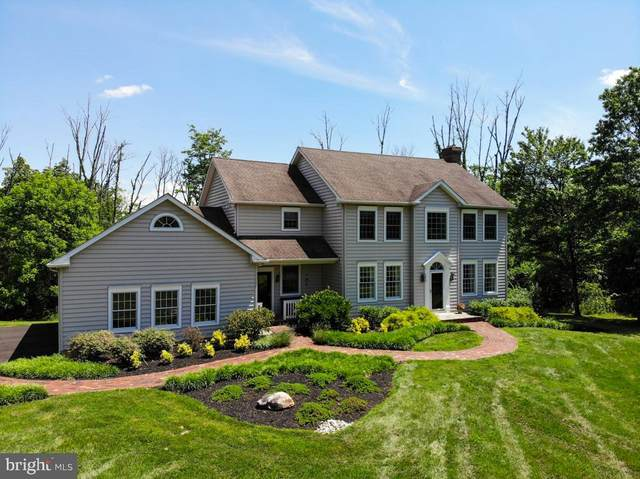 5815 Stoney Hill Road, NEW HOPE, PA 18938 (#PABU501712) :: Linda Dale Real Estate Experts