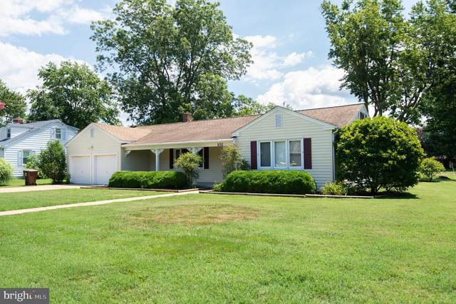 102 Lee Drive, CAMBRIDGE, MD 21613 (#MDDO125710) :: BayShore Group of Northrop Realty