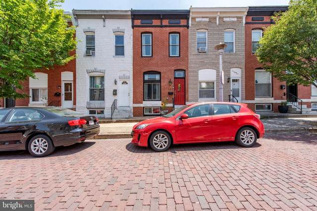 137 S Bouldin Street, BALTIMORE, MD 21224 (#MDBA517212) :: SURE Sales Group