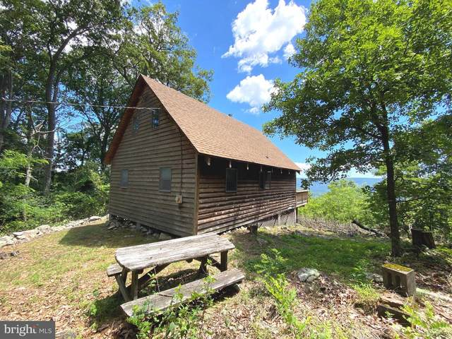 870 Justin Lane, GREAT CACAPON, WV 25422 (#WVMO117120) :: John Smith Real Estate Group