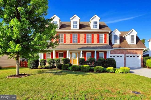 116 Chardonnay, STEPHENS CITY, VA 22655 (#VAFV158636) :: Debbie Dogrul Associates - Long and Foster Real Estate
