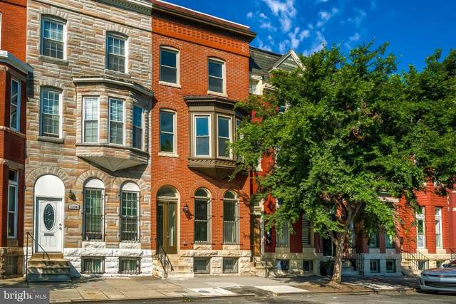 1336 Druid Hill Avenue, BALTIMORE, MD 21217 (#MDBA517240) :: ExecuHome Realty
