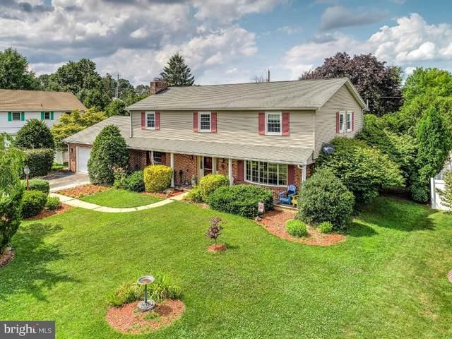 2857 Sunset Drive, DALLASTOWN, PA 17313 (#PAYK141602) :: John Smith Real Estate Group