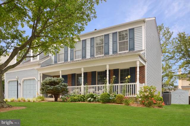 603 Angelwing Lane, FREDERICK, MD 21703 (#MDFR267476) :: LoCoMusings