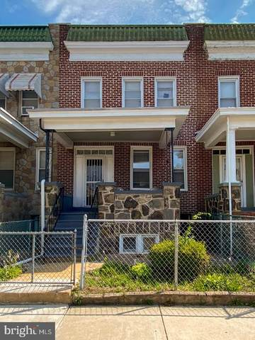 1642 Montpelier Street, BALTIMORE, MD 21218 (#MDBA517252) :: ExecuHome Realty