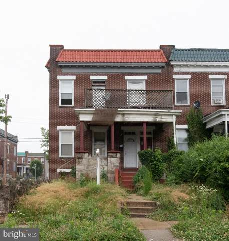 2536 Loyola Southway, BALTIMORE, MD 21215 (#MDBA517266) :: Corner House Realty