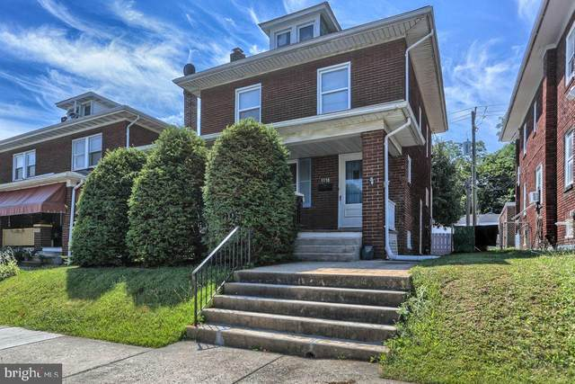 1110 W Princess Street, YORK, PA 17404 (#PAYK141612) :: John Smith Real Estate Group