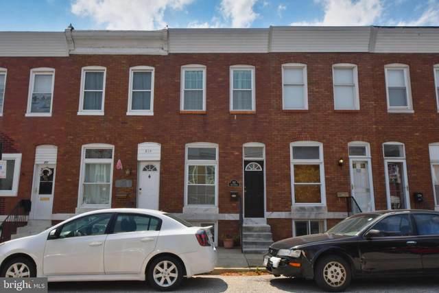 812 Fagley Street, BALTIMORE, MD 21224 (#MDBA517272) :: SURE Sales Group