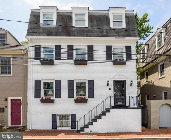 249 Hanover Street, ANNAPOLIS, MD 21401 (#MDAA440446) :: John Lesniewski | RE/MAX United Real Estate