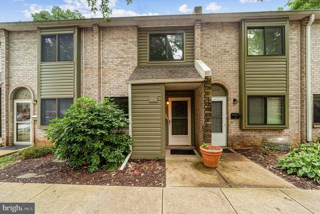 1208 Valley Drive, WEST CHESTER, PA 19382 (#PACT511374) :: The John Kriza Team