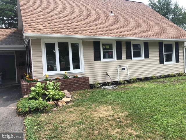 42 Blueberry Lane, WILLINGBORO, NJ 08046 (#NJBL377000) :: Scott Kompa Group