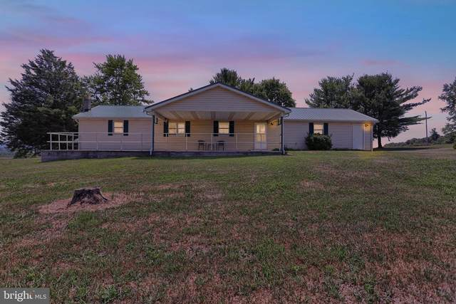 477 Wooden Bridge Road, HARRISONVILLE, PA 17228 (#PAFU104584) :: The Riffle Group of Keller Williams Select Realtors