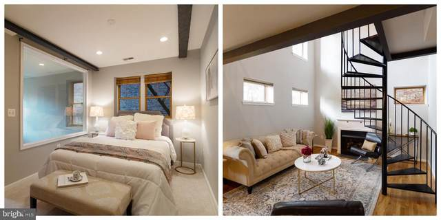 70 Rhode Island Avenue NW #204, WASHINGTON, DC 20001 (#DCDC477624) :: Crossman & Co. Real Estate