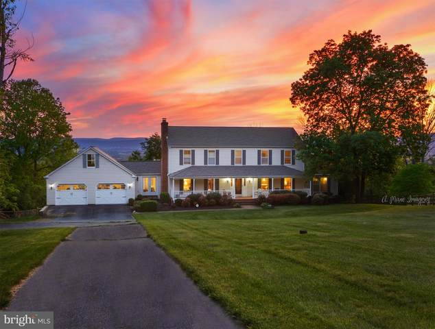 5420 Jefferson Boulevard, FREDERICK, MD 21703 (#MDFR267520) :: ExecuHome Realty