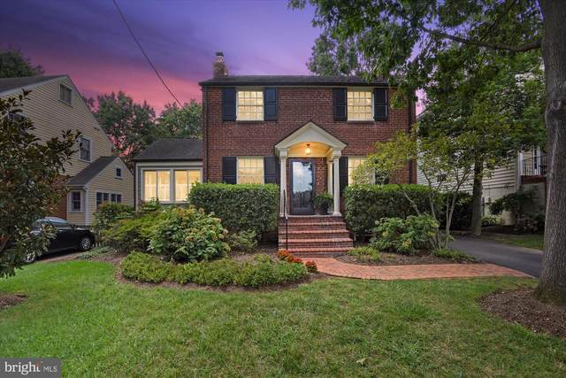 4616 24TH Street N, ARLINGTON, VA 22207 (#VAAR166184) :: The Licata Group/Keller Williams Realty