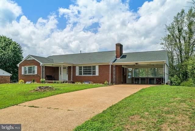 48 Piedmont Street, WARRENTON, VA 20186 (#VAFQ166370) :: Larson Fine Properties