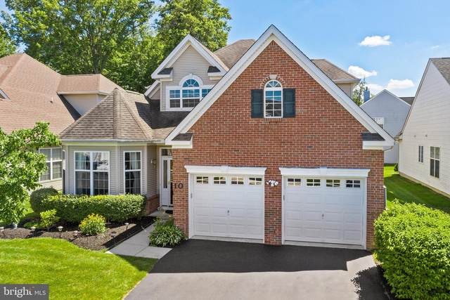 10 Barton Drive, HIGHTSTOWN, NJ 08520 (#NJME298750) :: Colgan Real Estate