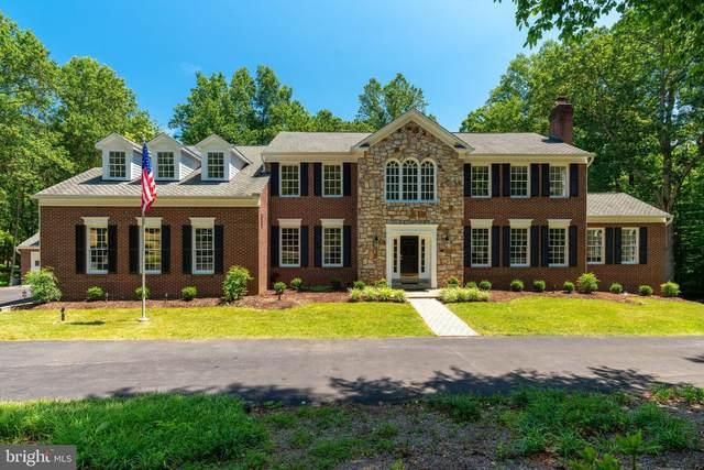 11112 Hampton Road, FAIRFAX STATION, VA 22039 (#VAFX1142104) :: Great Falls Great Homes