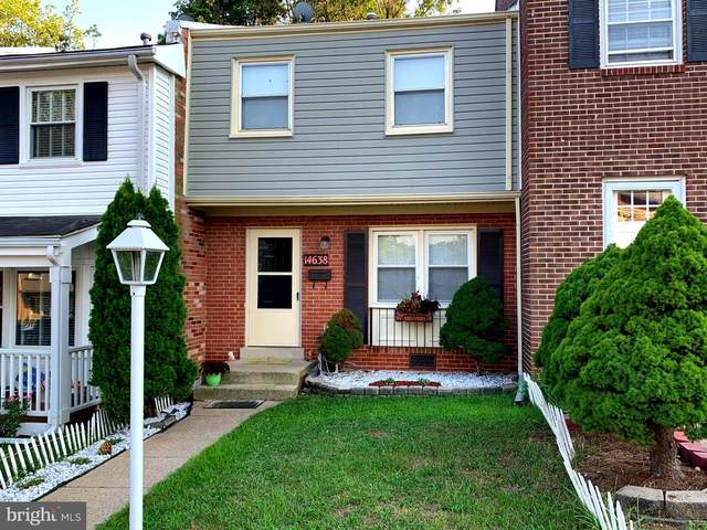 14638 Bakersfield Street, WOODBRIDGE, VA 22193 (#VAPW499928) :: RE/MAX Cornerstone Realty