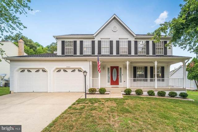 8503 Cory Drive, BOWIE, MD 20720 (#MDPG574718) :: John Lesniewski | RE/MAX United Real Estate