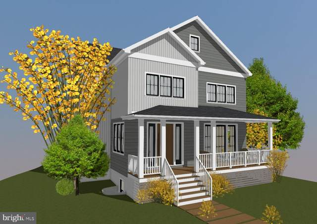 1718 N Monroe Street, ARLINGTON, VA 22207 (#VAAR166210) :: Dart Homes