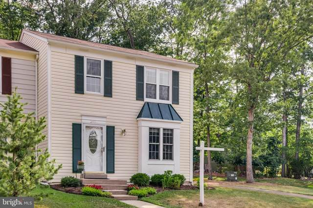 2911 Burgundy Place, WOODBRIDGE, VA 22192 (#VAPW499970) :: Shamrock Realty Group, Inc